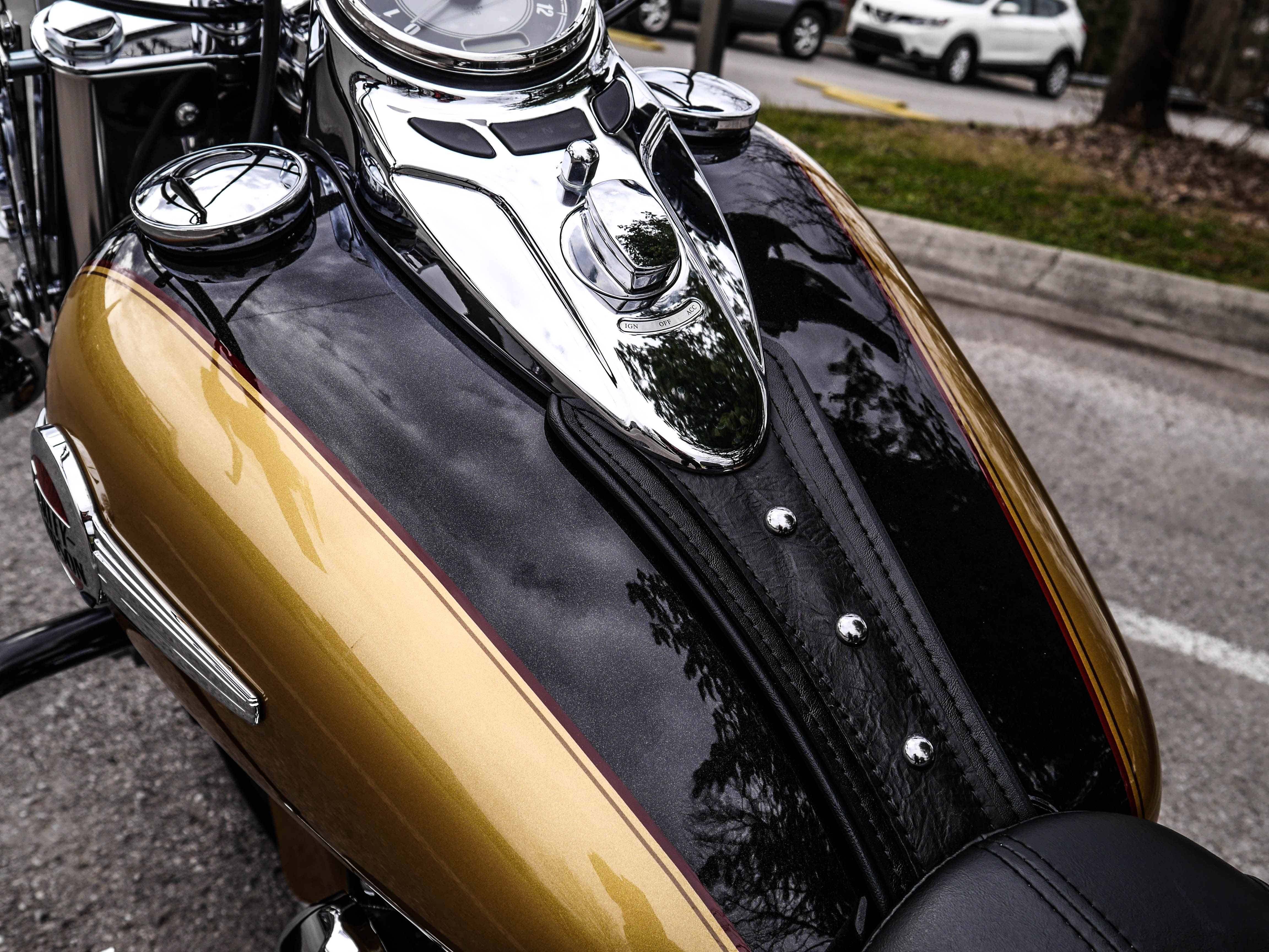 Pre-Owned 2017 Harley-Davidson Heritage Softail Classic