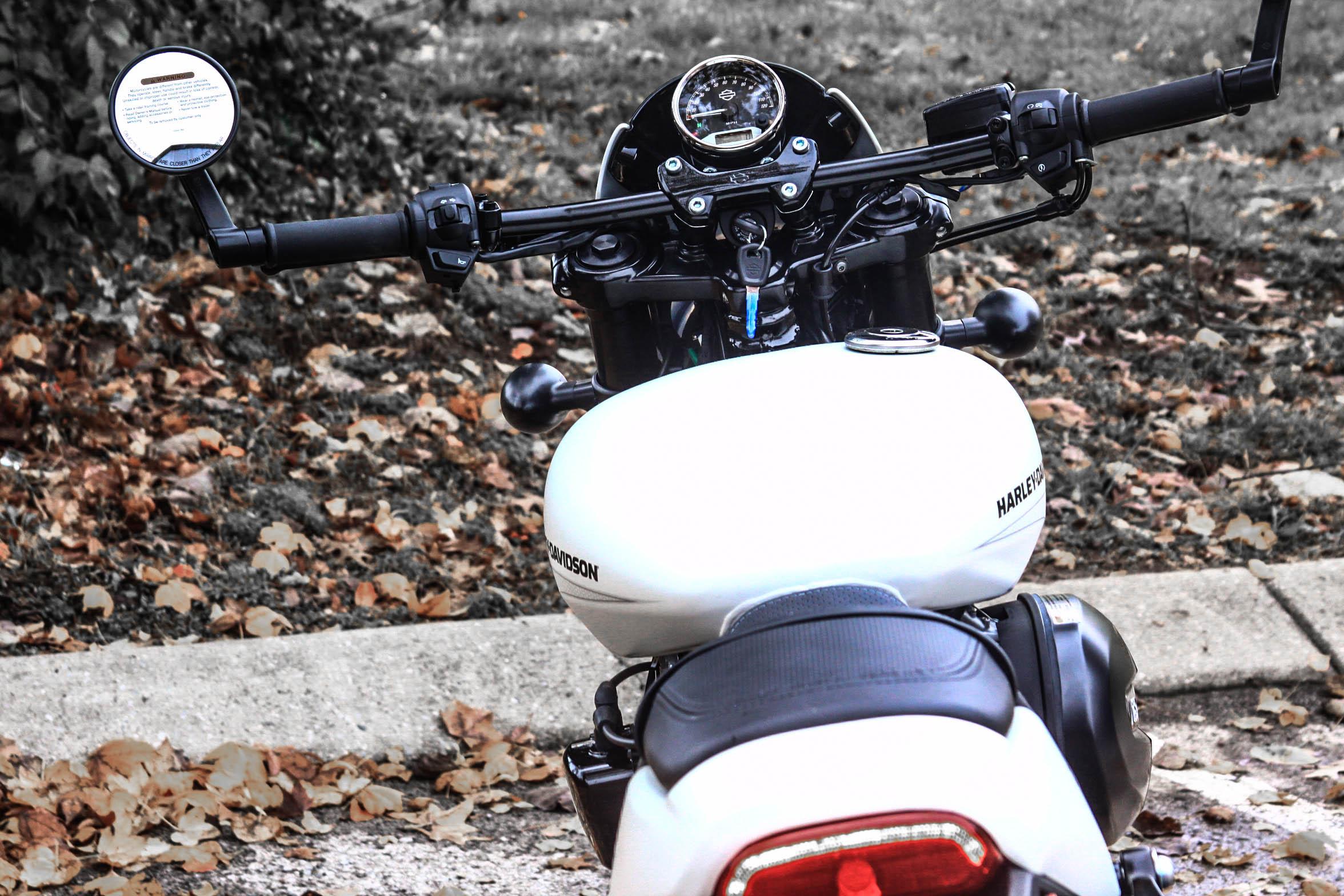 Pre-Owned 2018 Harley-Davidson Rod