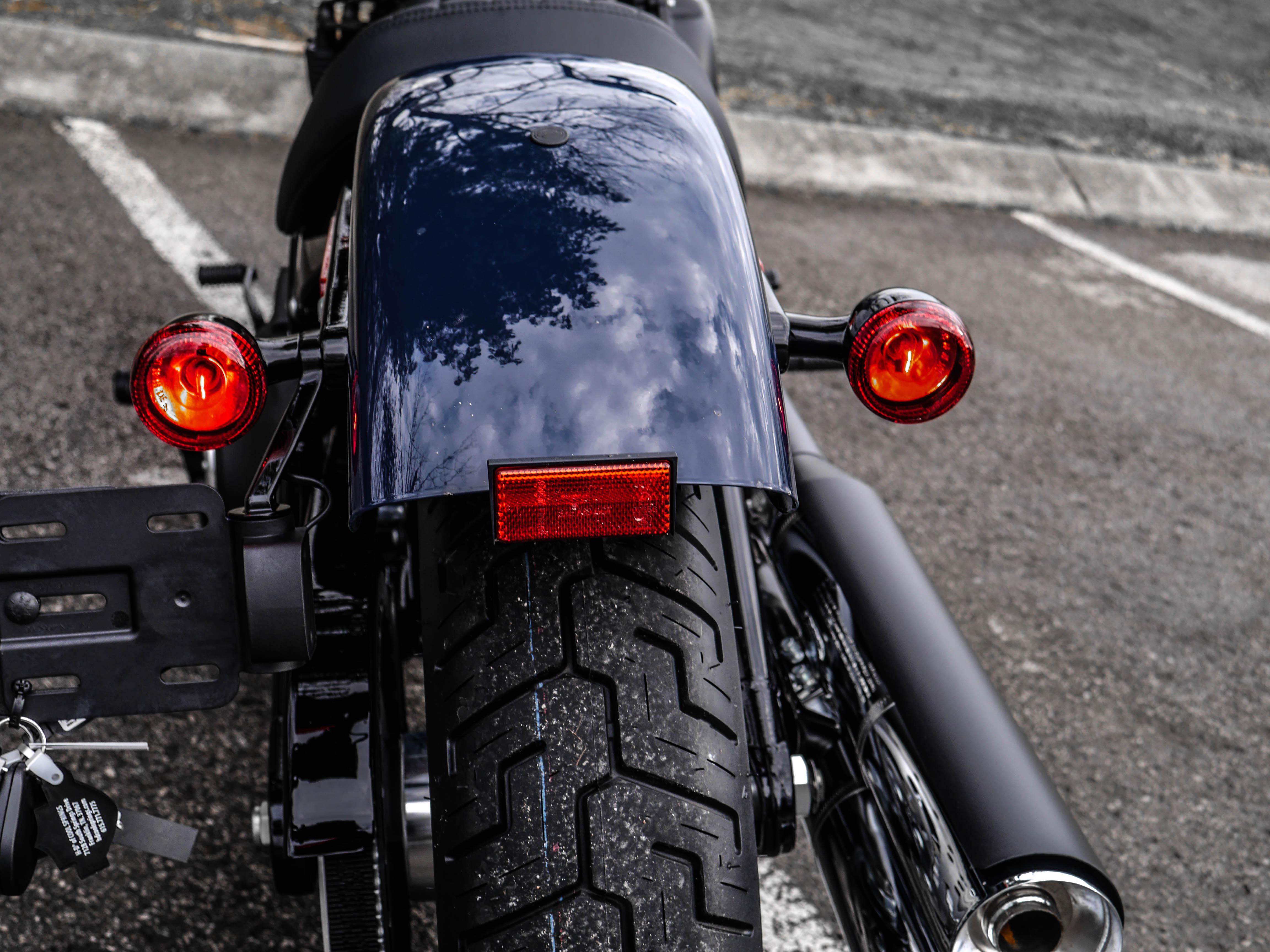 New 2019 Harley-Davidson Softail Street Bob