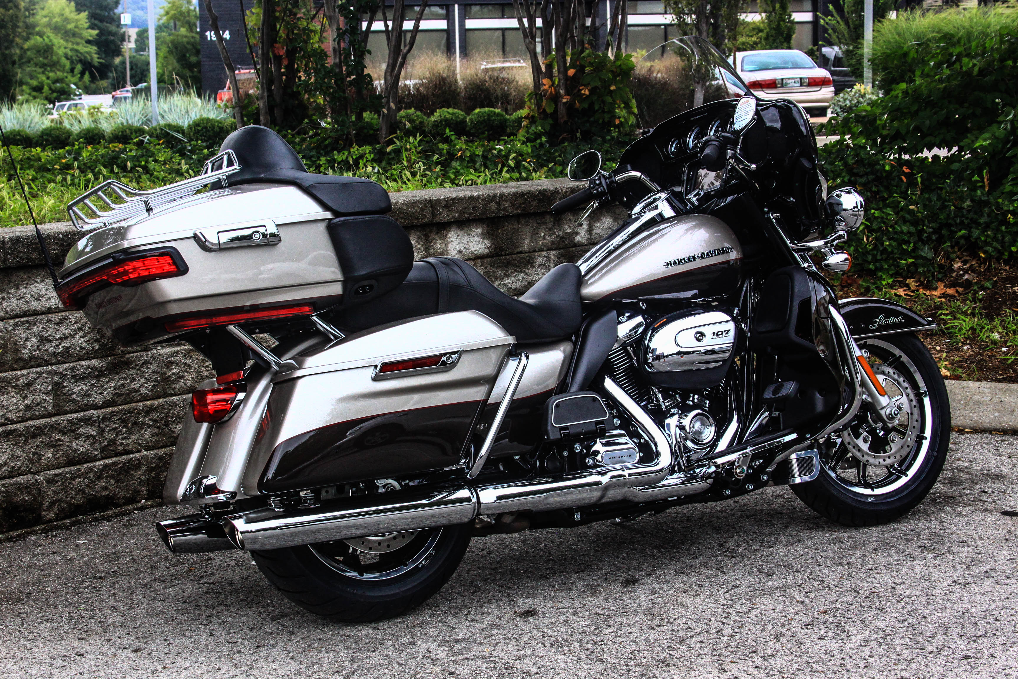 New 2018 Harley-Davidson Touring Electra Glide Ultra Limited