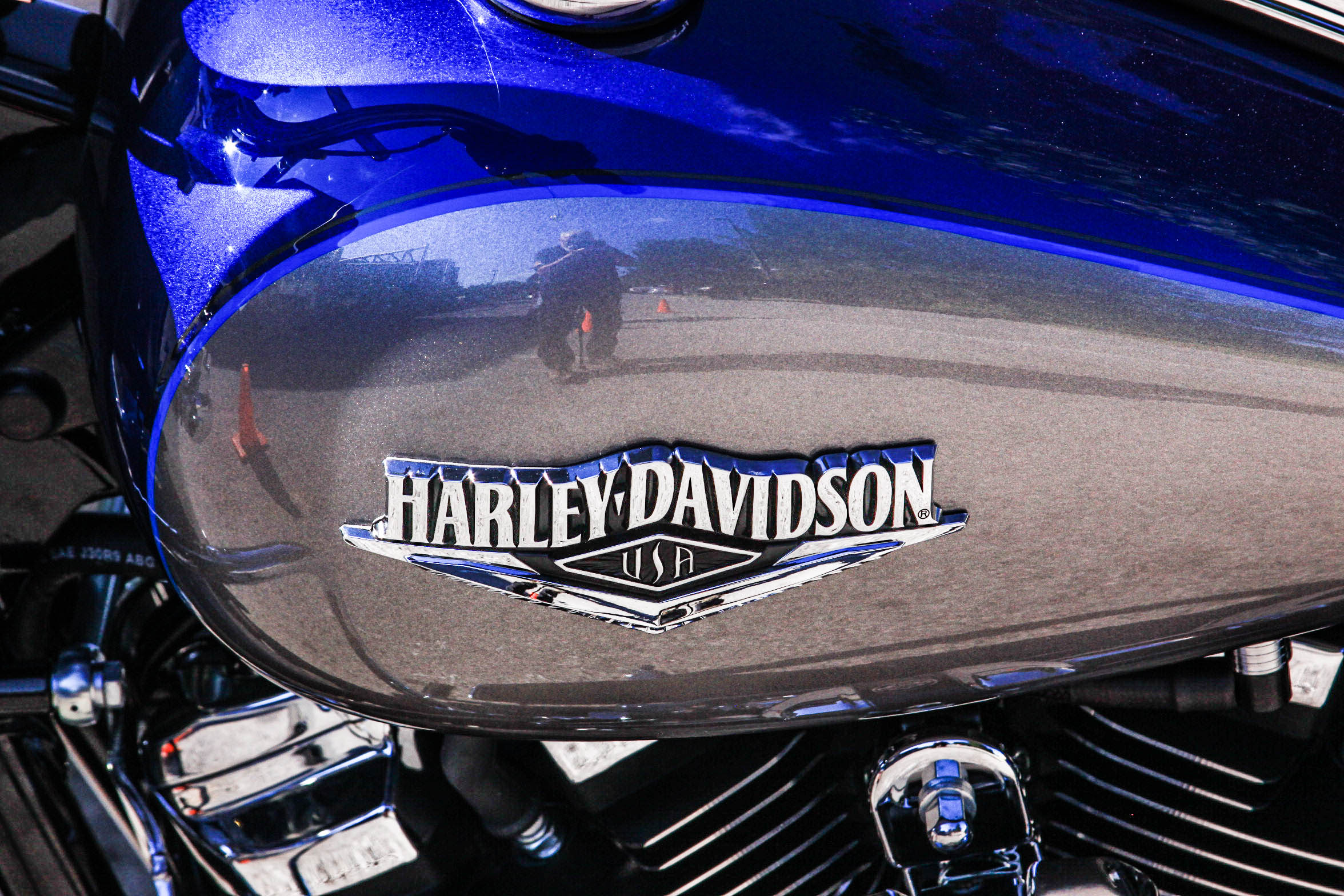 Pre-Owned 2017 Harley-Davidson Road King