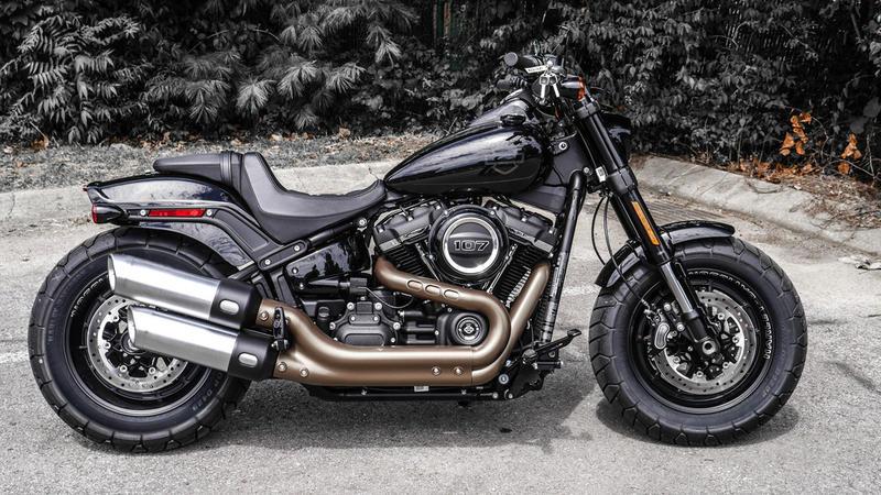 Pre-Owned 2018 Harley-Davidson Fat Bob FXFB