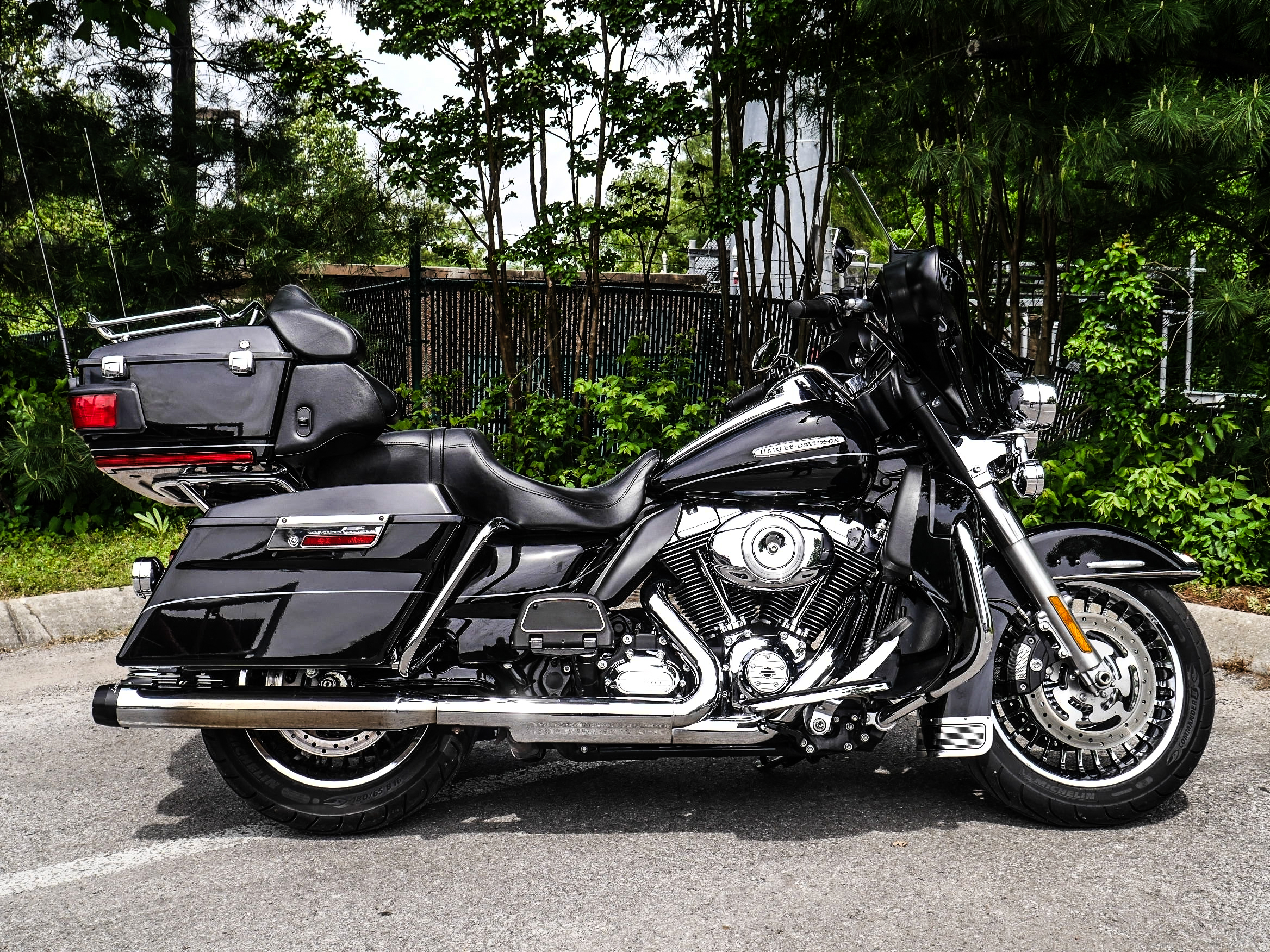 New 2019 Harley Davidson Ultra Limited In Franklin