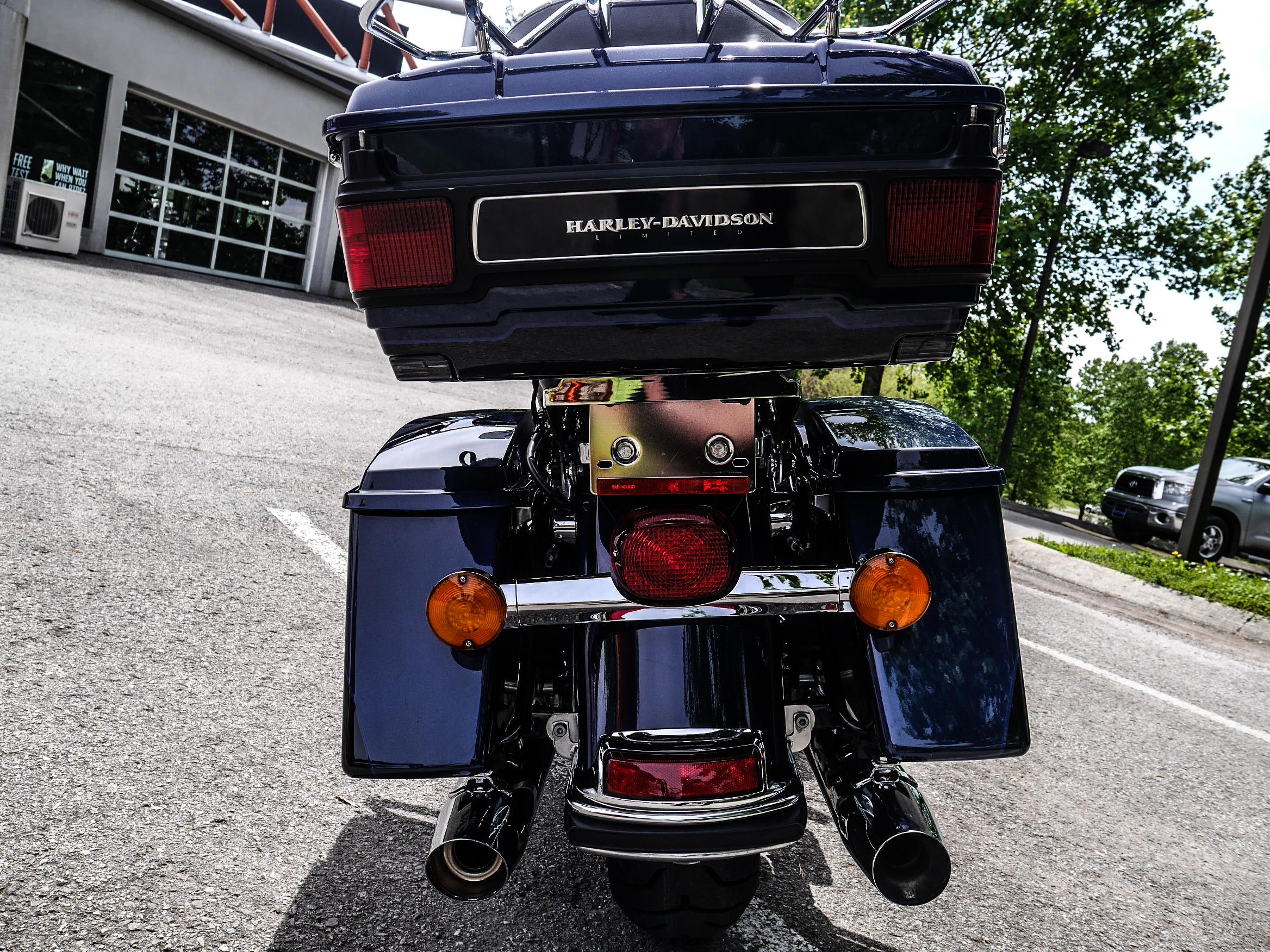 Pre-Owned 2013 Harley-Davidson Electra Glide Ultra Limited