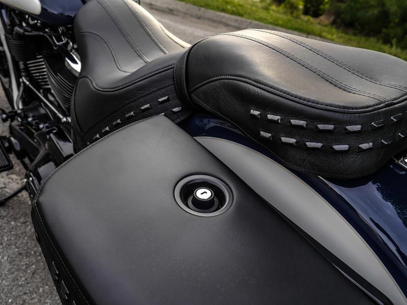 New 2019 Harley-Davidson Heritage Classic 114