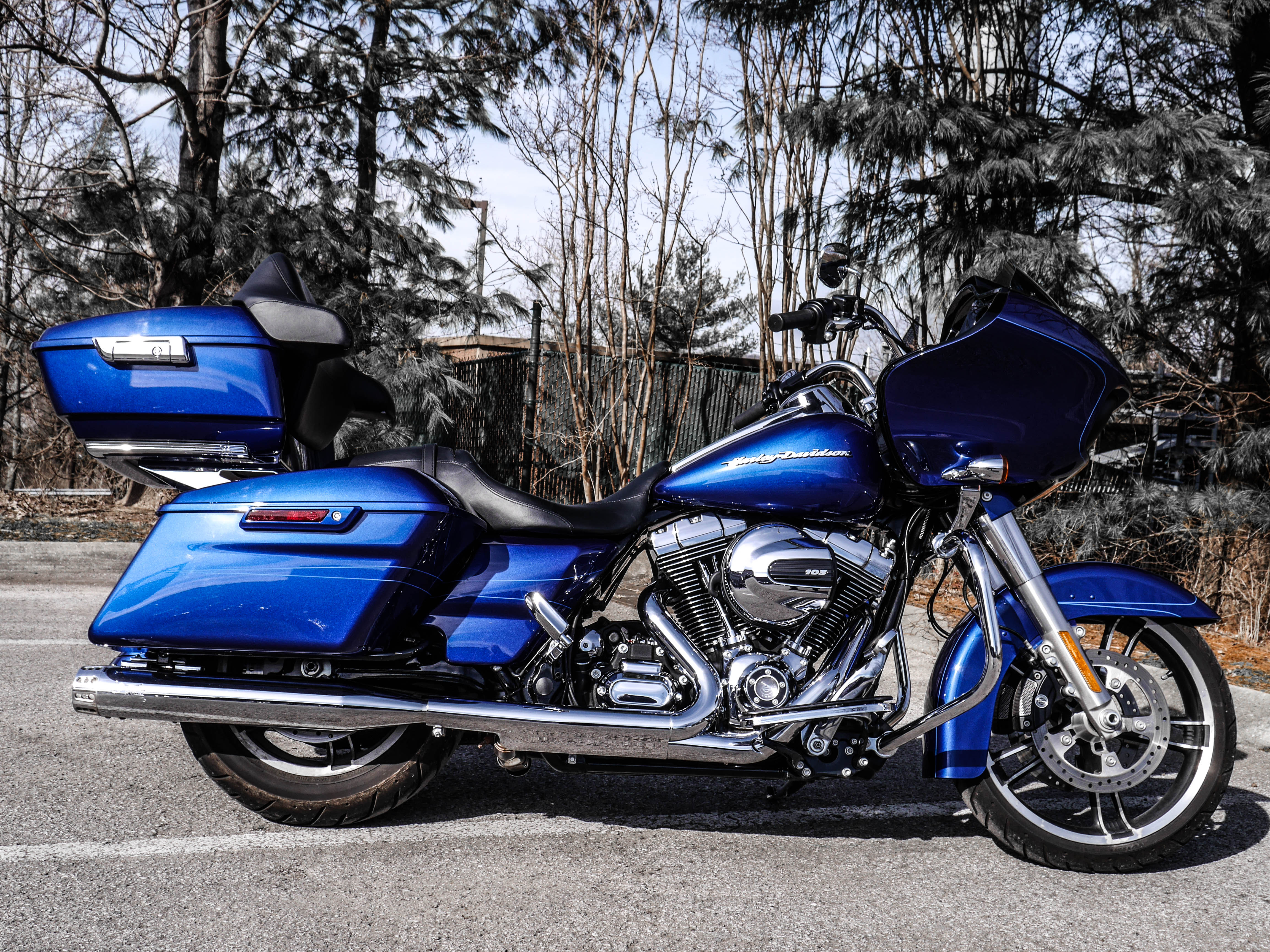 Pre-Owned 2015 Harley-Davidson Touring Road Glide Special