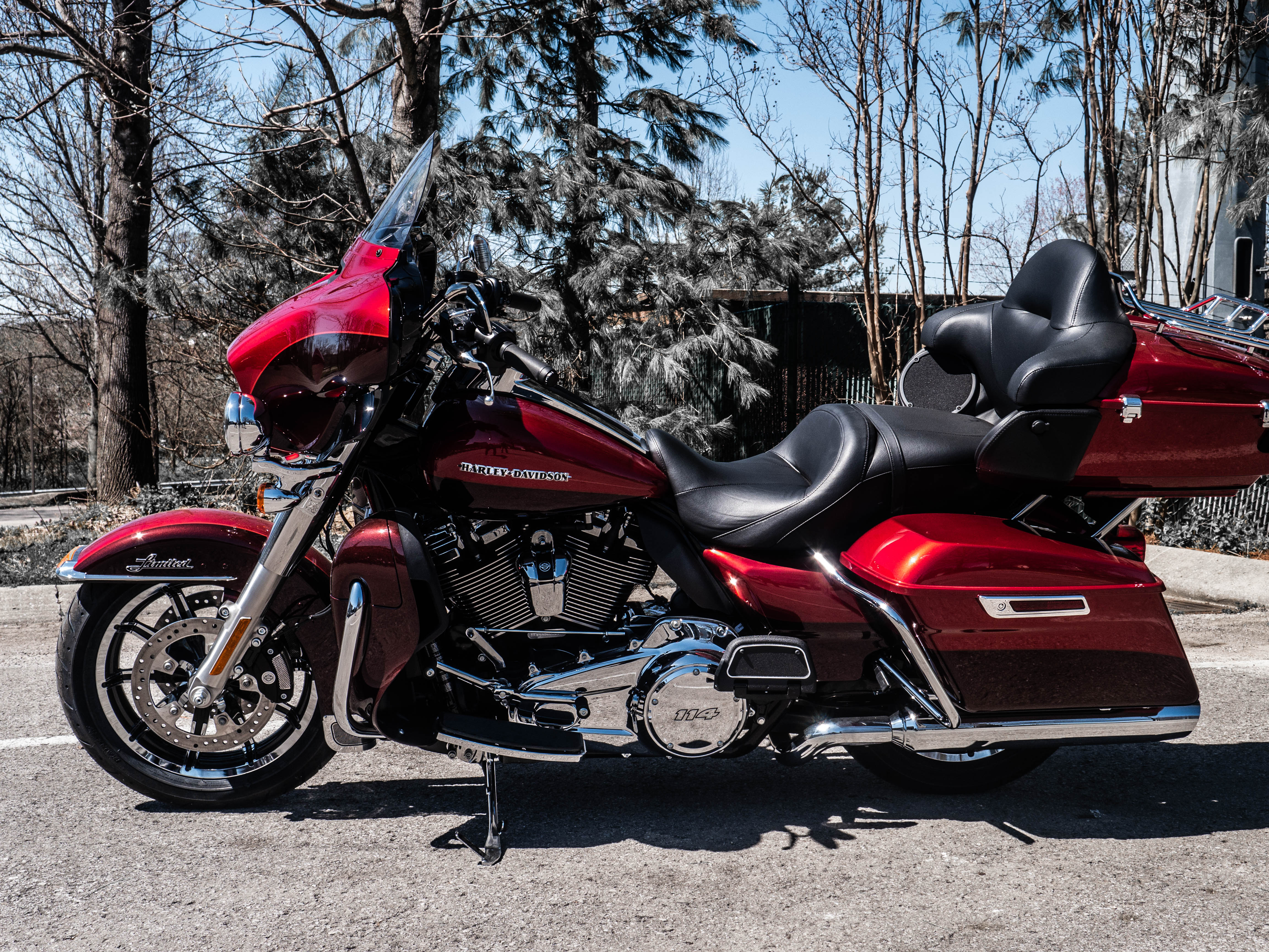 New 2019 Harley-Davidson Touring Electra Glide Ultra Limited