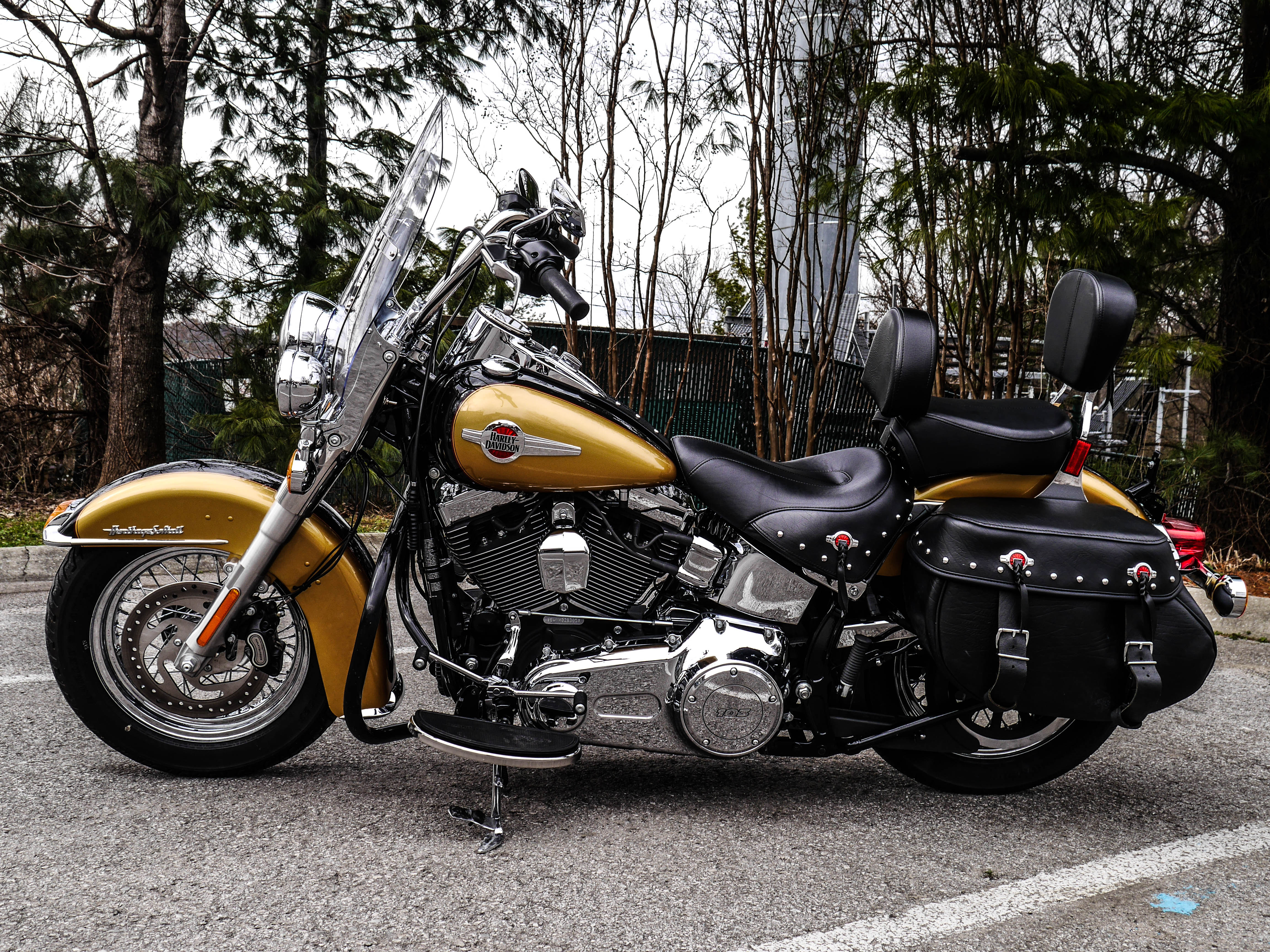 Pre-Owned 2017 Harley-Davidson Heritage Softail Classic in Franklin