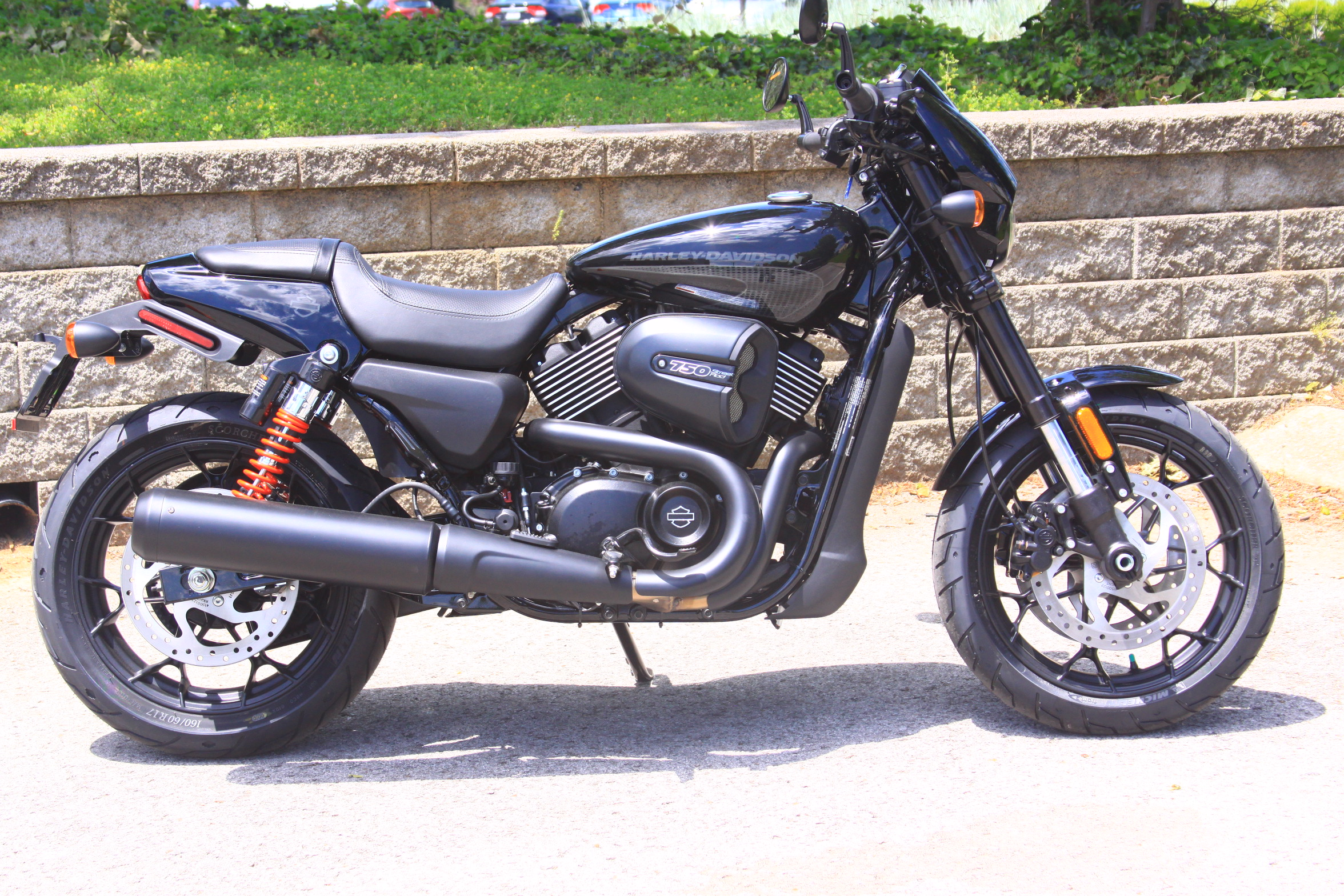New 2018 Harley-Davidson Rod