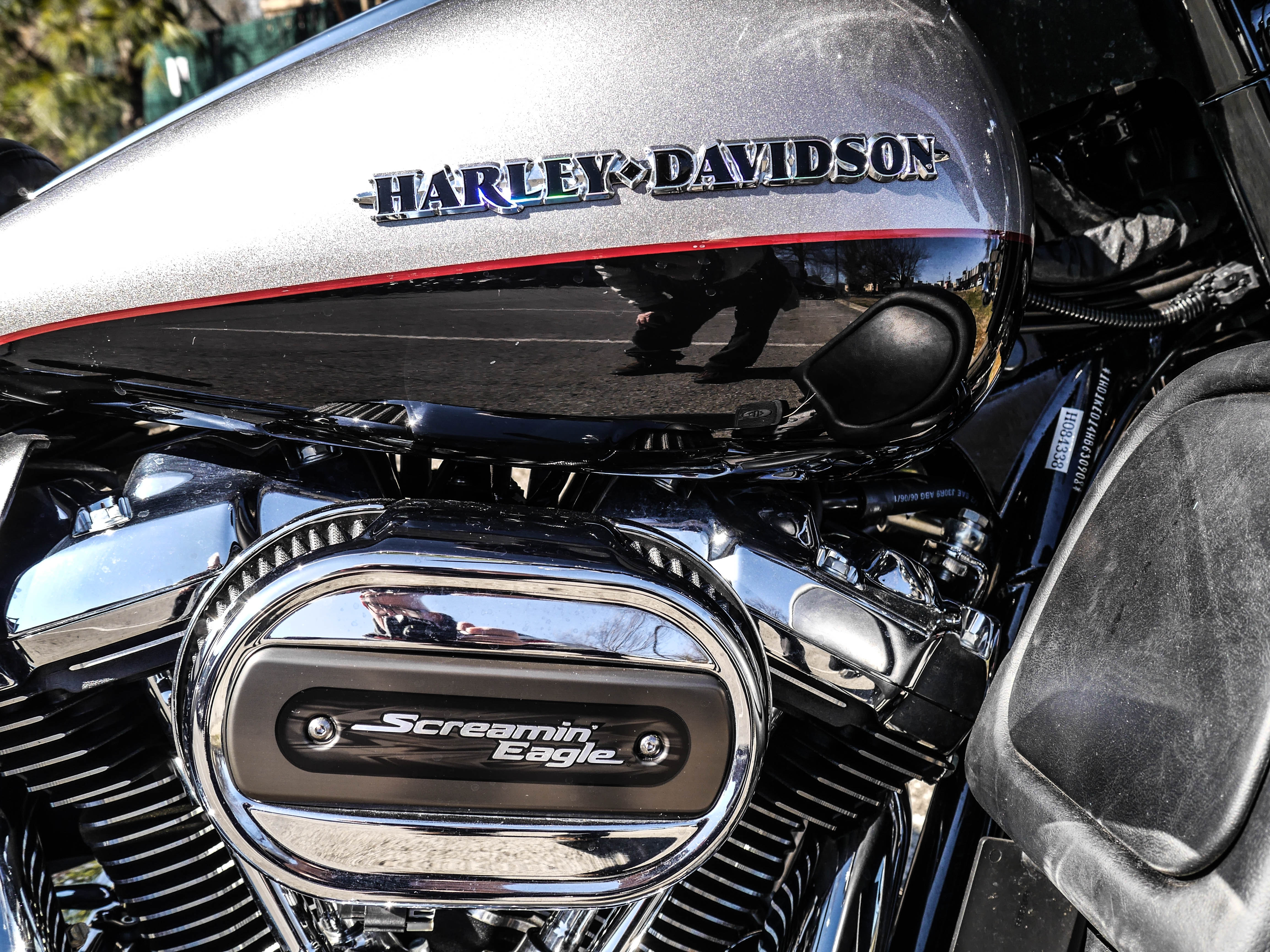 Pre-Owned 2018 Harley-Davidson Ultra Limited Low