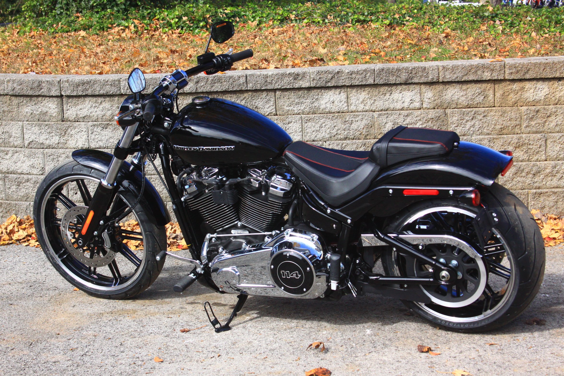New 2019 Harley-Davidson Breakout in Franklin #T047246 ...