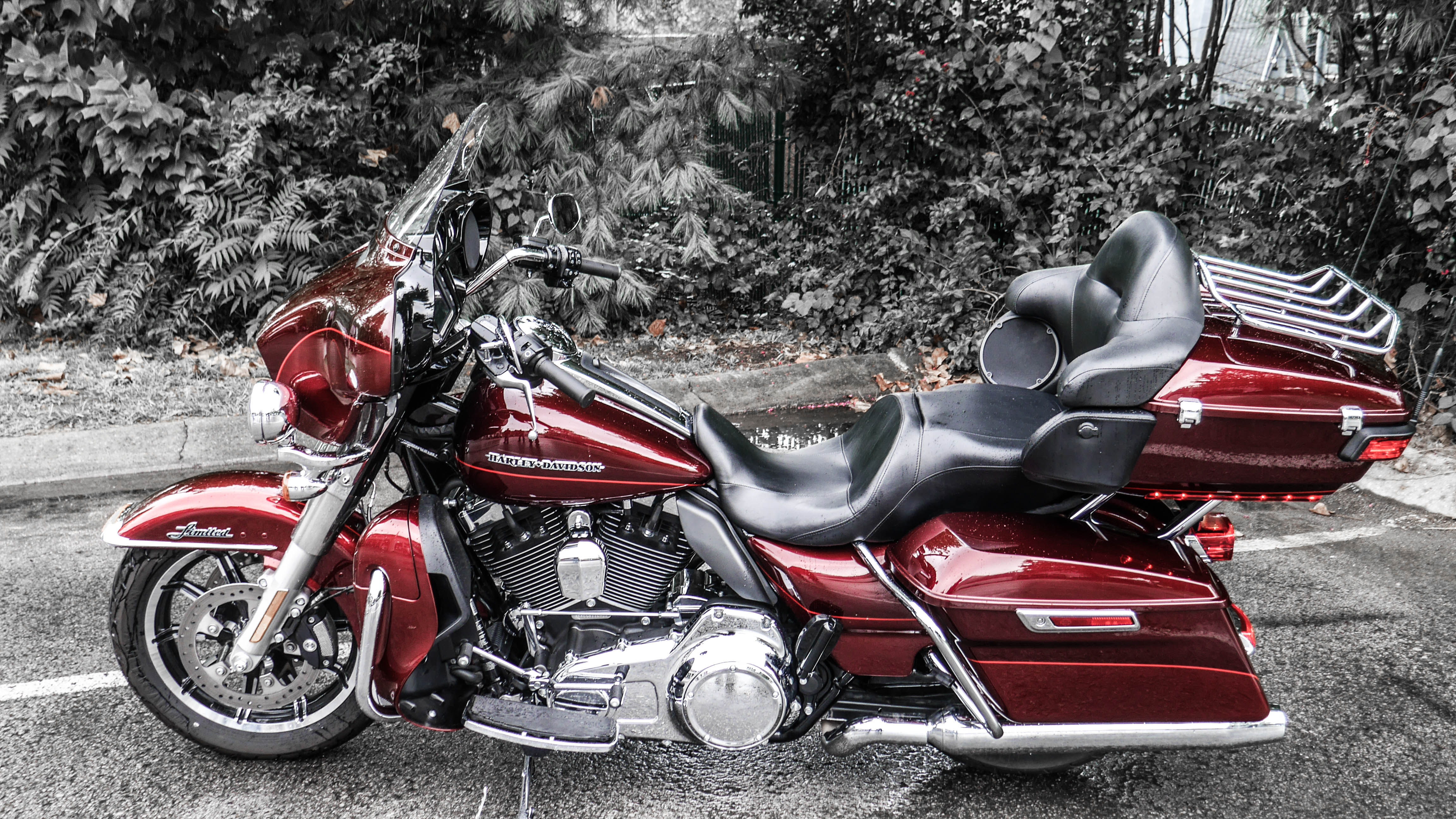Pre-Owned 2016 Harley-Davidson Ultra Limited Low
