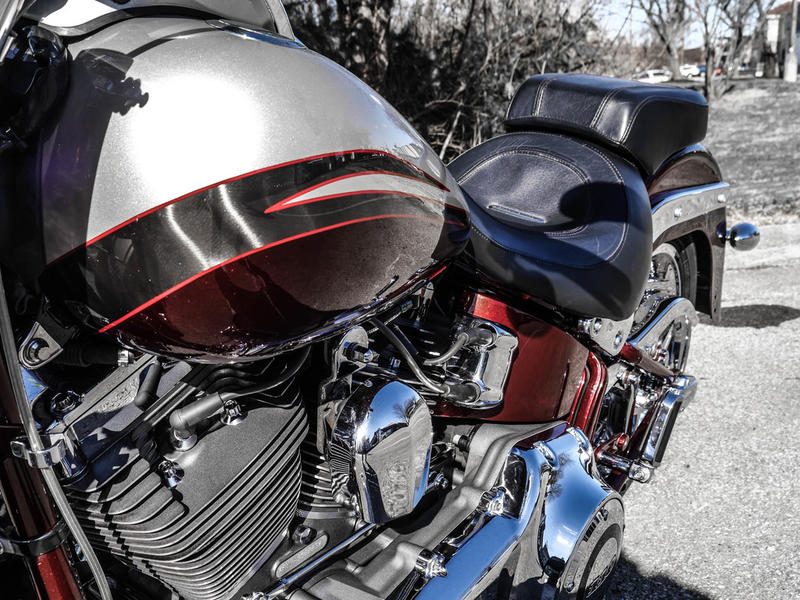 Pre-Owned 2010 Harley-Davidson CVO Softail Convertible FLSTSE