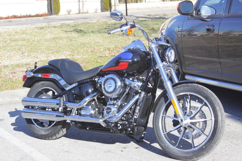 New 2018 Harley-Davidson Softail Low Rider