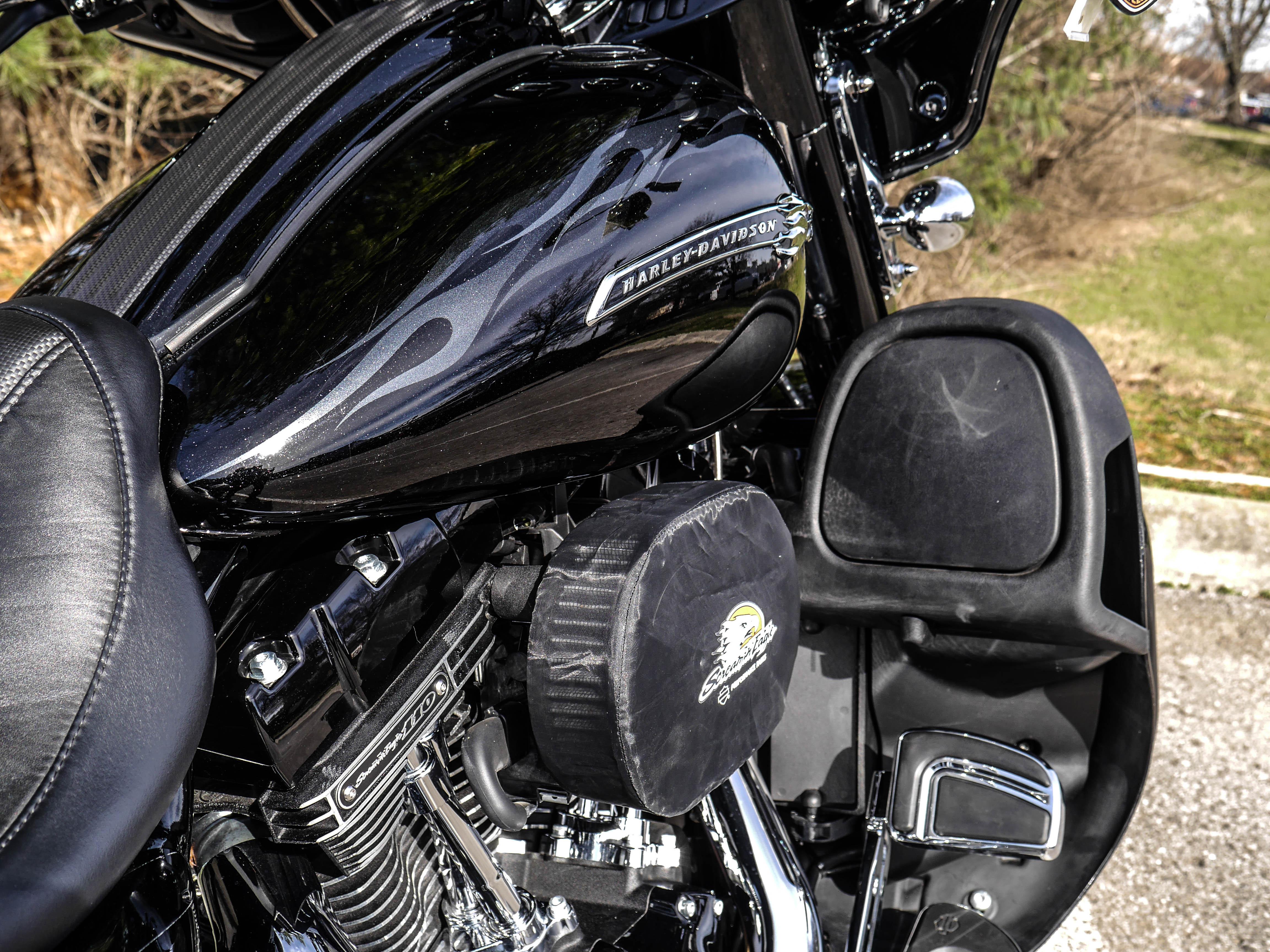 Pre-Owned 2016 Harley-Davidson CVO Street Glide