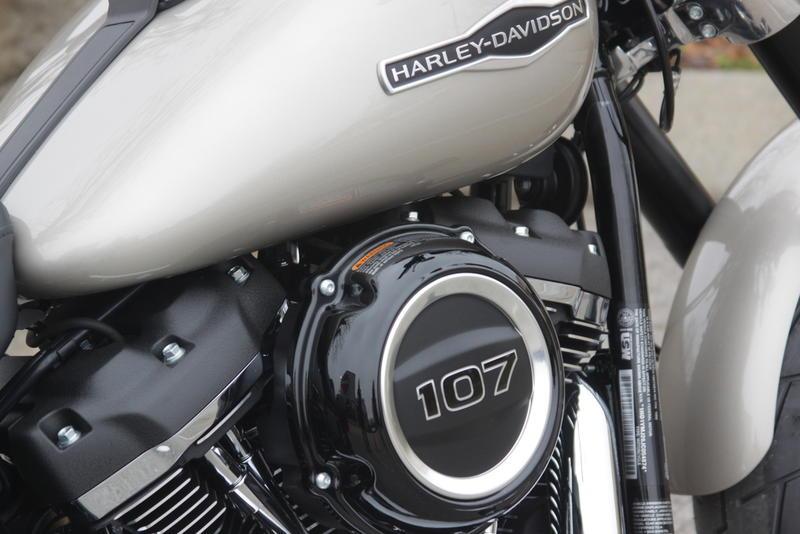 New 2018 Harley-Davidson Softail Sport Glide