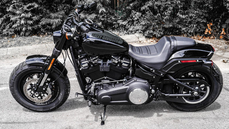 Pre-Owned 2018 Harley-Davidson Fat Bob