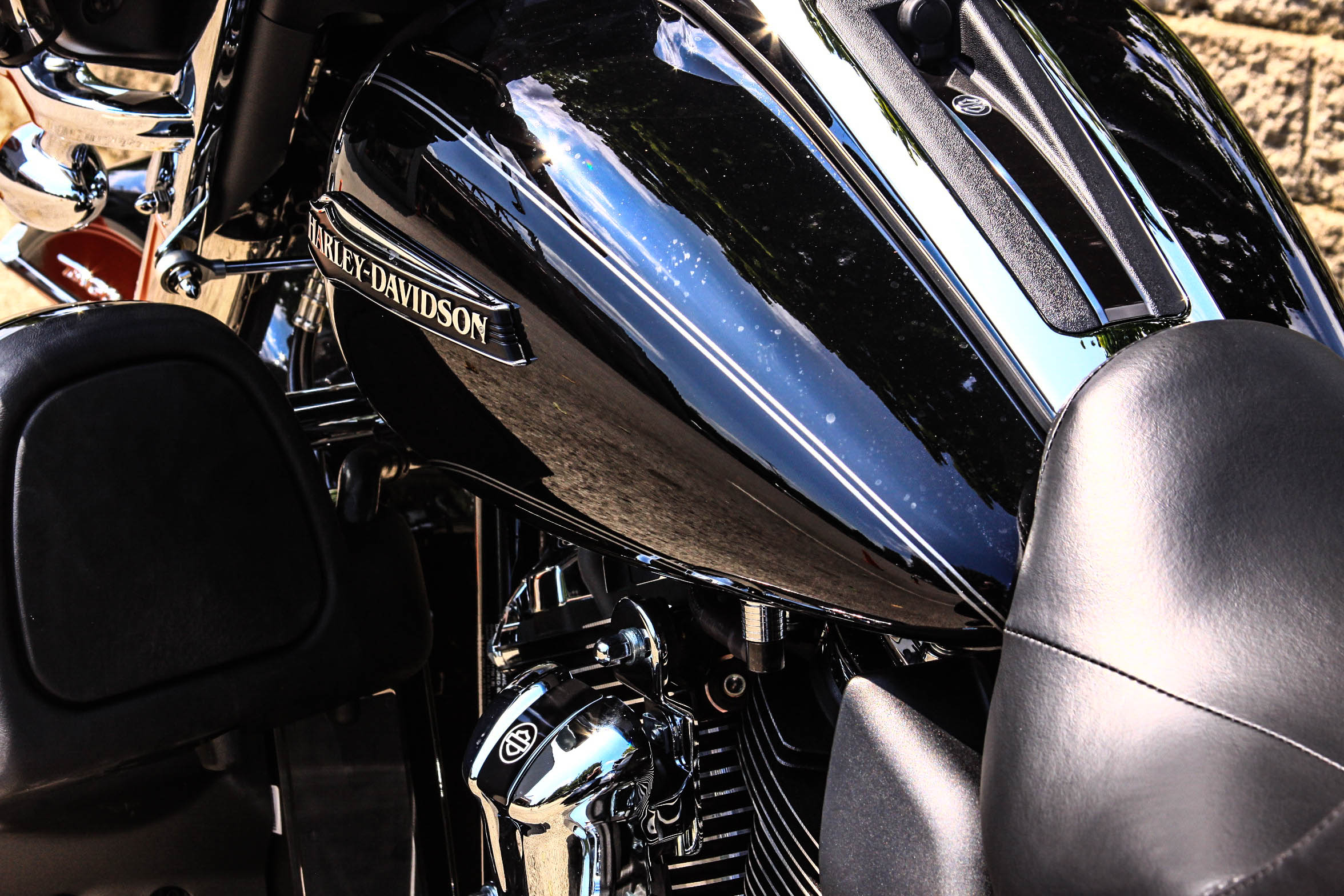 Pre-Owned 2017 Harley-Davidson Touring Tri Glide Ultra Classic