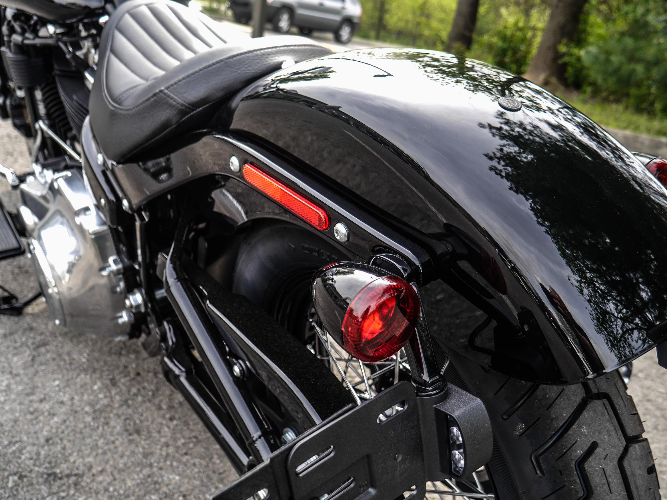 New 2019 Harley-Davidson Softail Slim