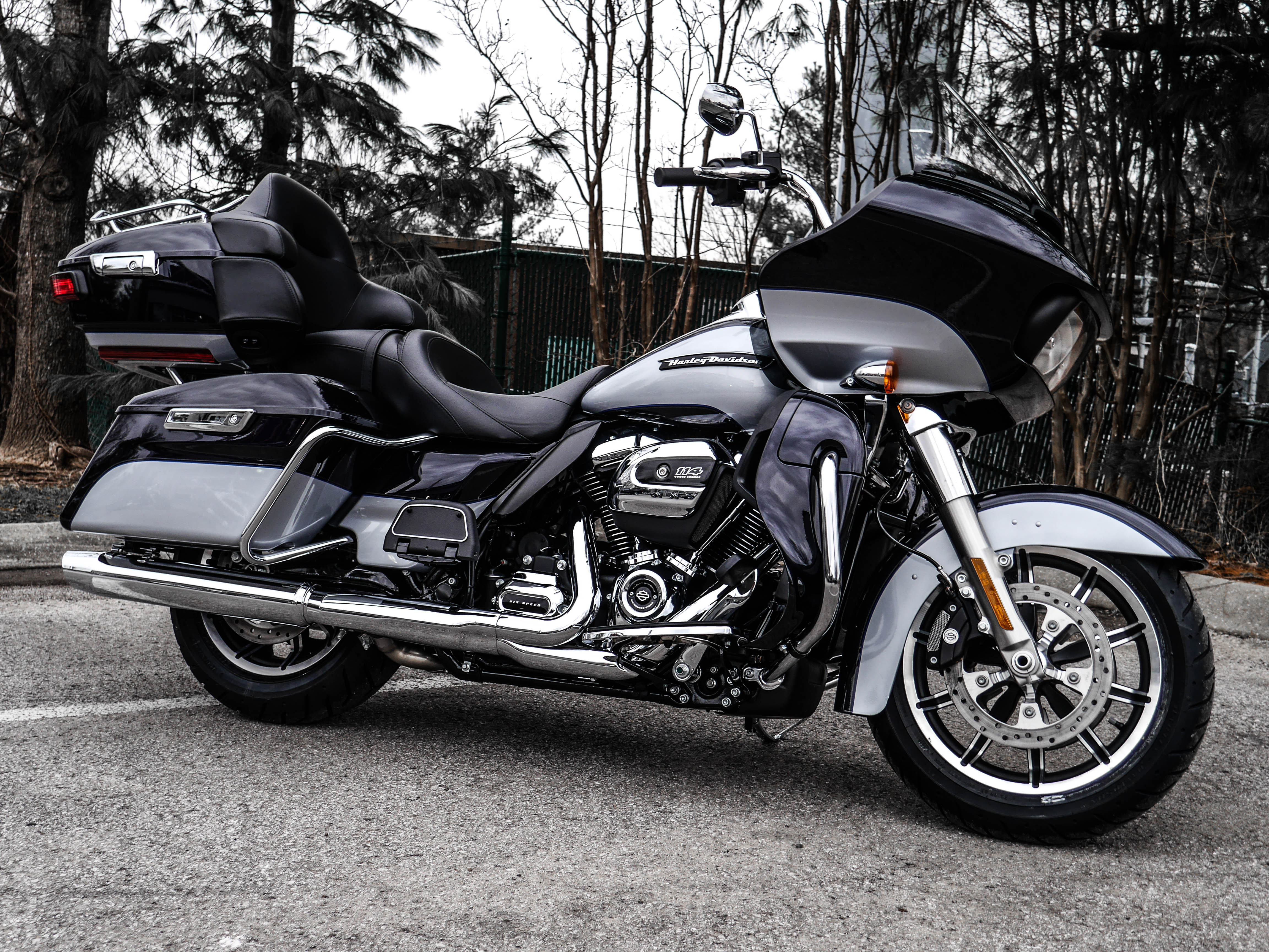 New 2019 Harley-Davidson Touring Road Glide Ultra in ...