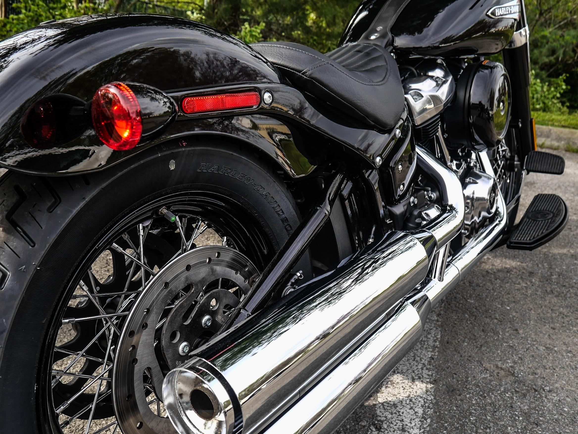 New 2019 Harley-Davidson Slim in Franklin #T026224