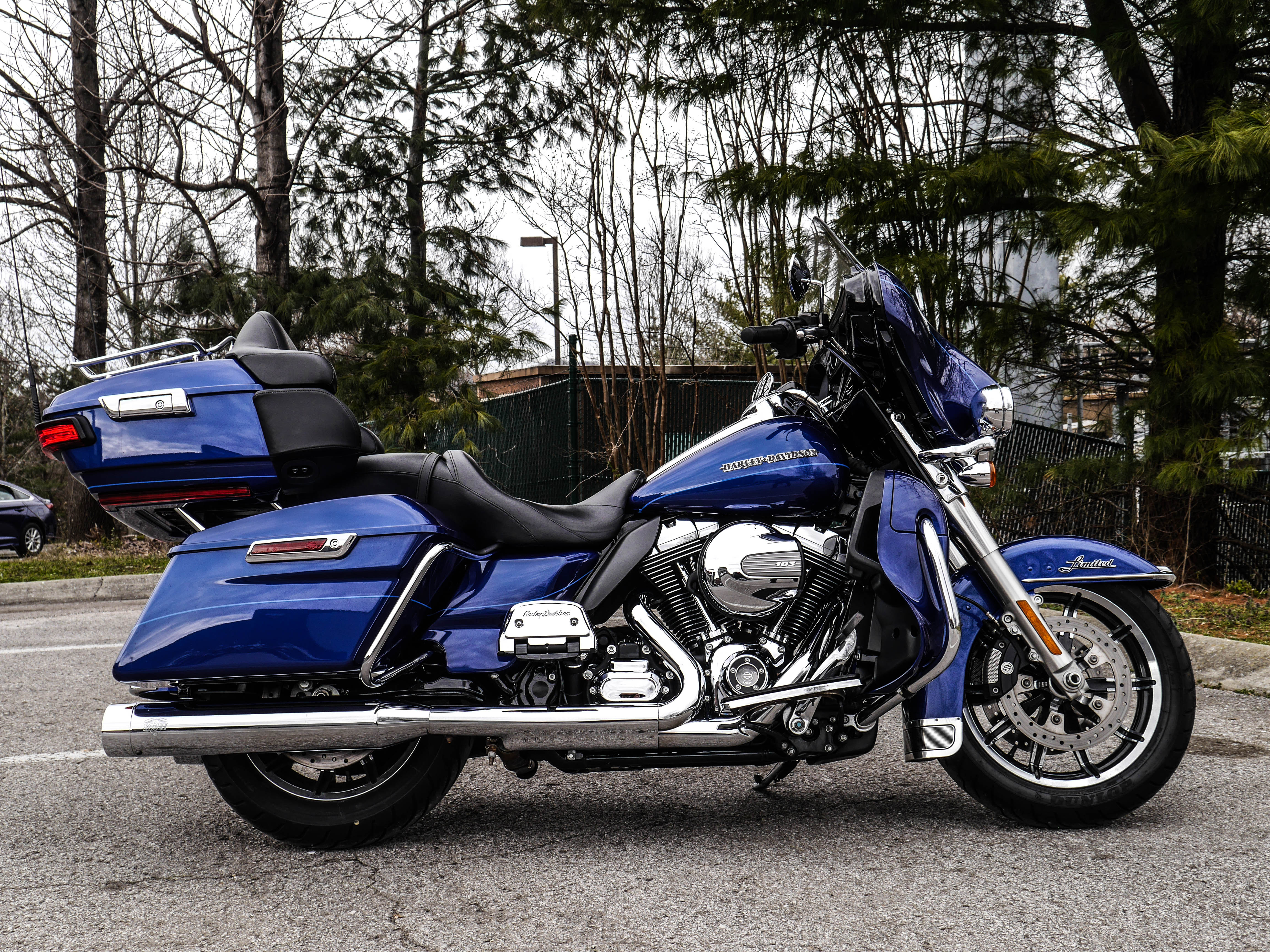 Pre-Owned 2015 Harley-Davidson Touring Electra Glide Ultra Limited