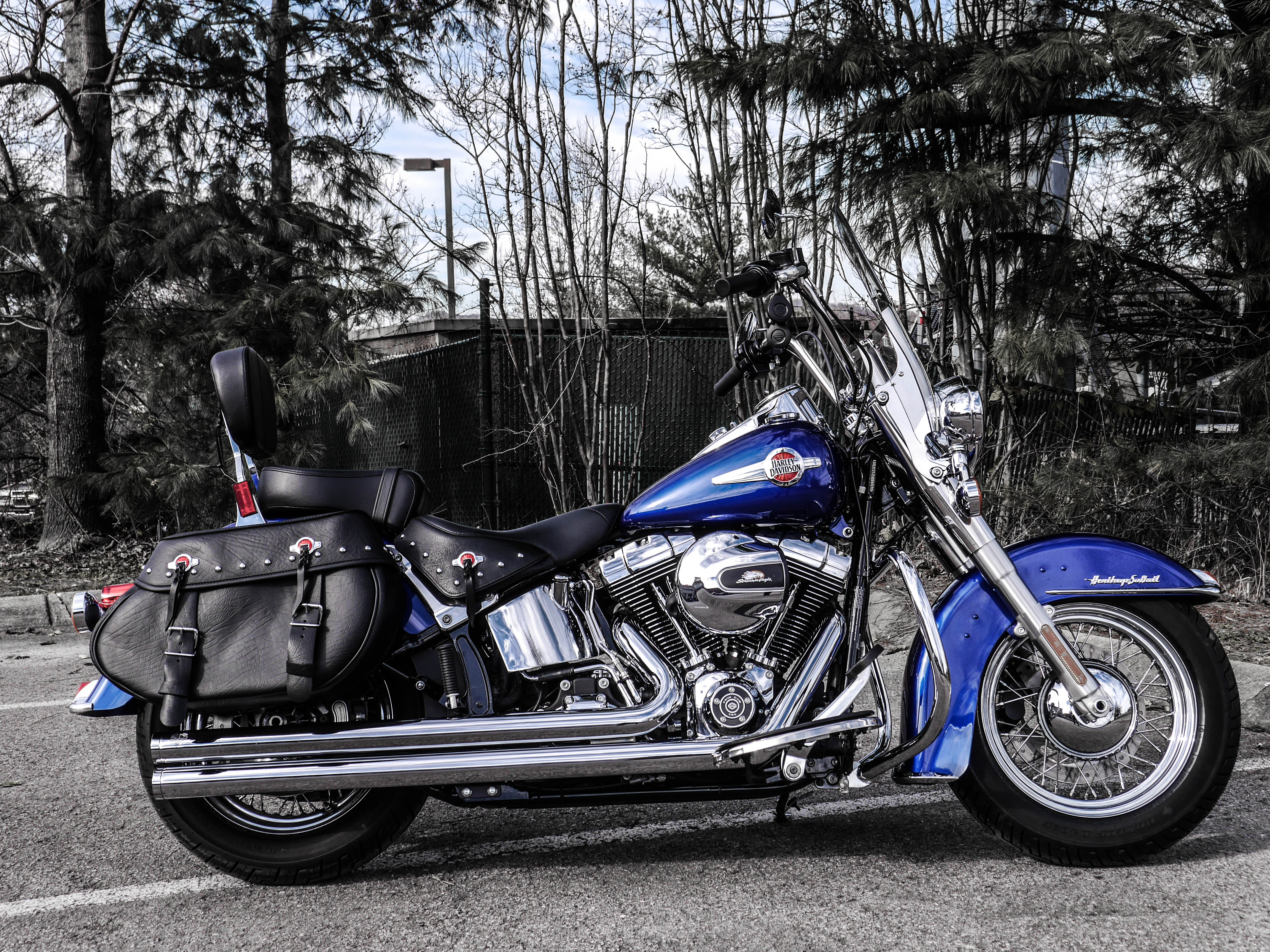 Pre-Owned 2017 Harley-Davidson Softail Heritage Classic