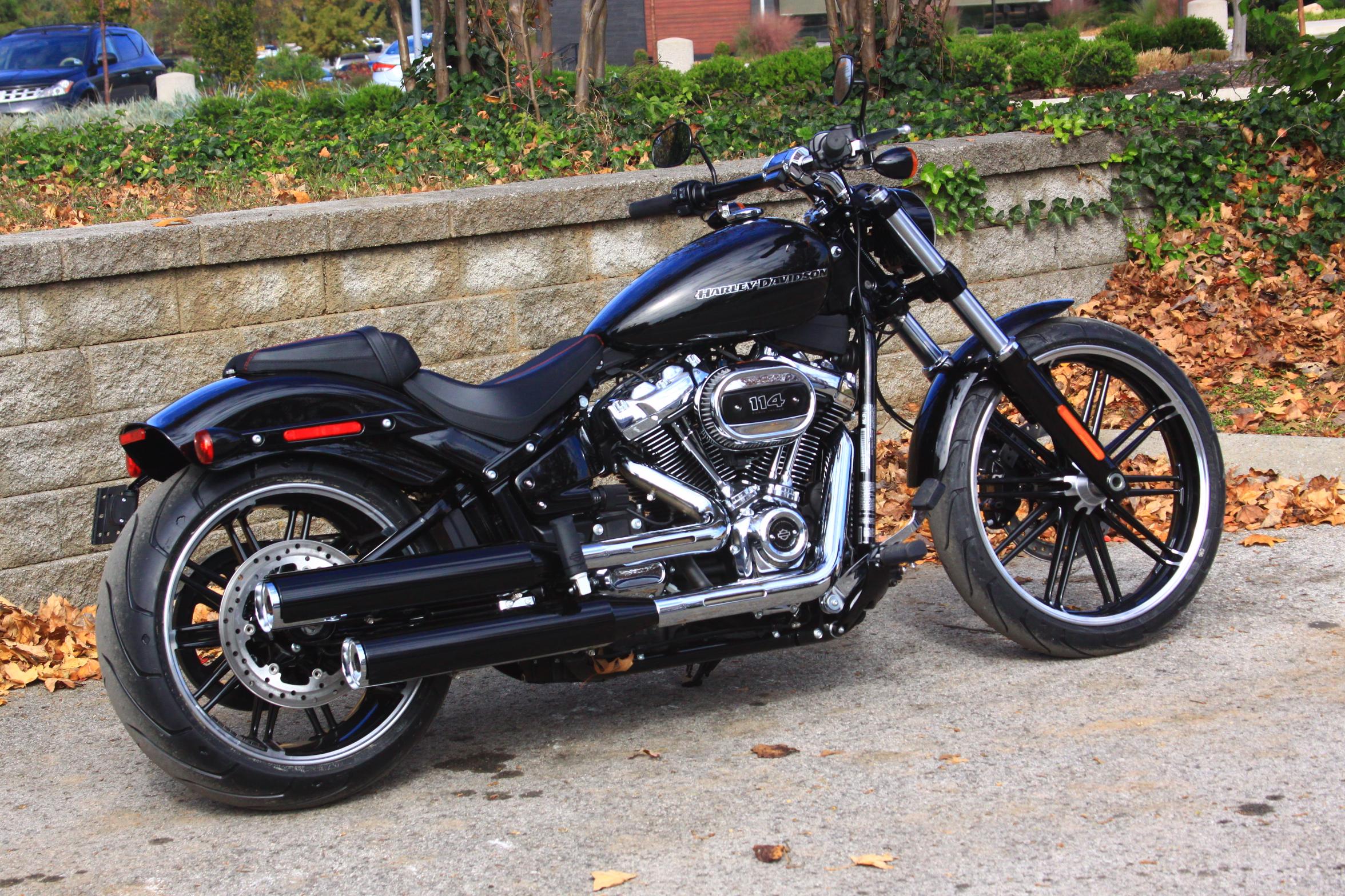 New 2019 Harley-Davidson Softail Breakout