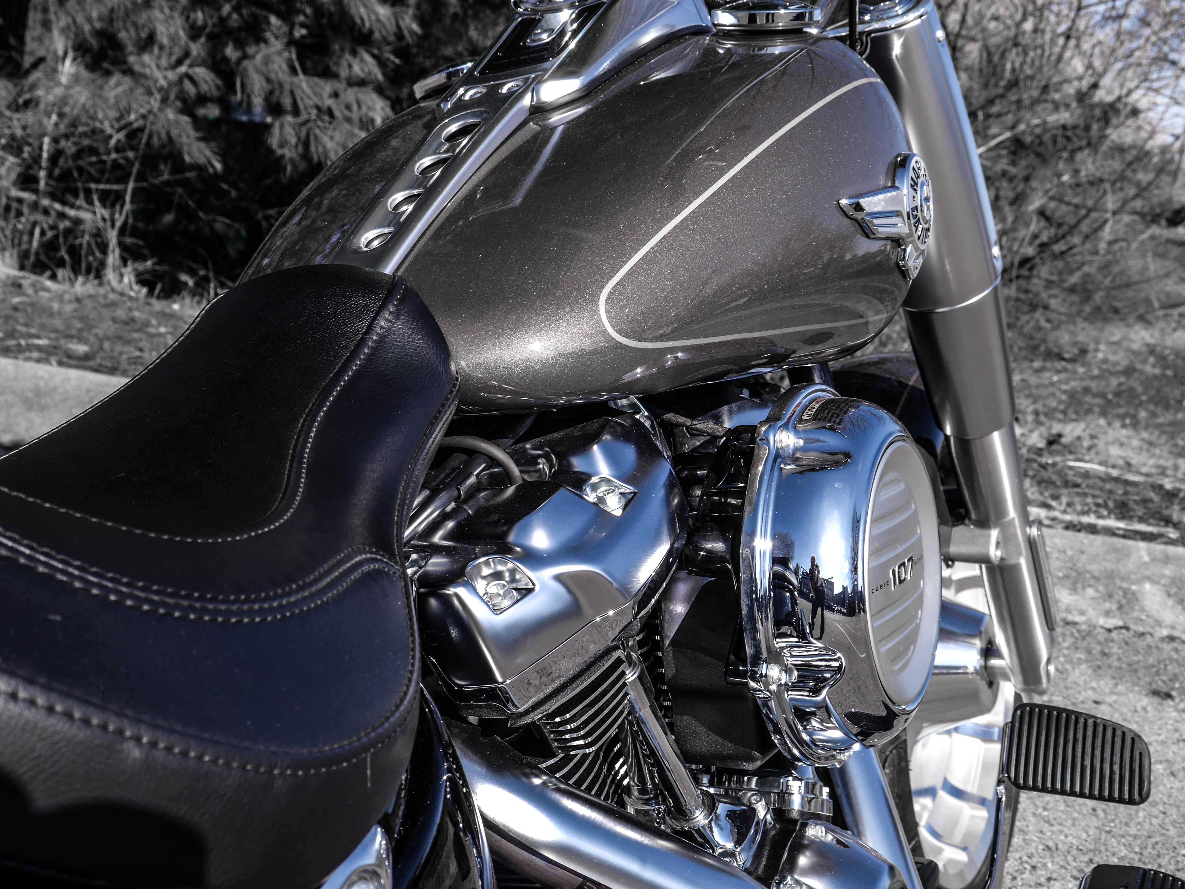 Pre-Owned 2018 Harley-Davidson Fat Boy