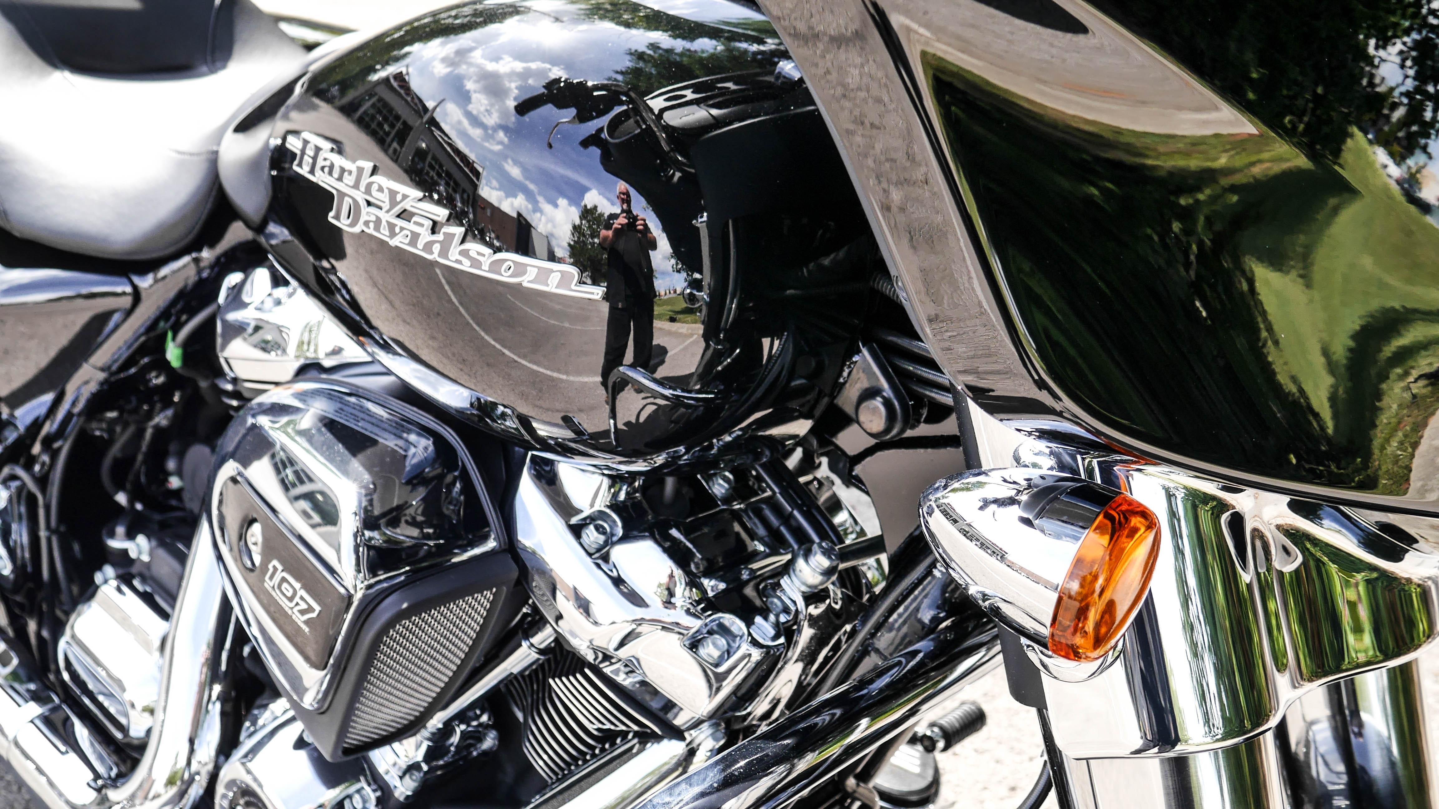 New 2019 Harley-Davidson Touring Street Glide